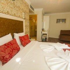 Venue Hotel Old City Istanbul 4* Стандартный номер с различными типами кроватей фото 10