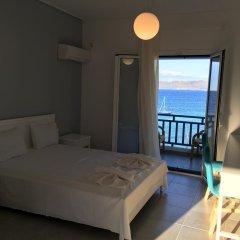 Отель Studios Meltemi комната для гостей фото 2