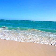 Отель Luxury Bahia Principe Esmeralda - All Inclusive Доминикана, Пунта Кана - 10 отзывов об отеле, цены и фото номеров - забронировать отель Luxury Bahia Principe Esmeralda - All Inclusive онлайн пляж фото 2