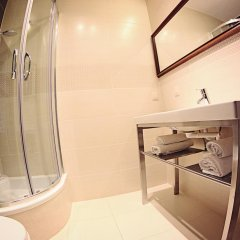 Отель Hevelius Residence Улучшенные апартаменты с различными типами кроватей фото 8