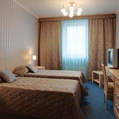 Гостиница Вояж Парк (гостиница Велотрек) 2* Стандартный номер с 2 отдельными кроватями фото 6