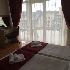 Гостиница Мандарин 3* Стандартный номер с двуспальной кроватью фото 6