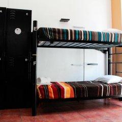 Hostel Hospedarte Centro Кровать в женском общем номере с двухъярусной кроватью фото 2
