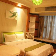 Апартаменты She & He Service Apartment - Huifeng Стандартный номер с различными типами кроватей фото 7