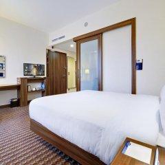 Гостиница Hampton by Hilton Волгоград Профсоюзная 4* Стандартный номер с различными типами кроватей фото 17