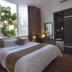 Merci Hotel 3* Стандартный номер с различными типами кроватей фото 4
