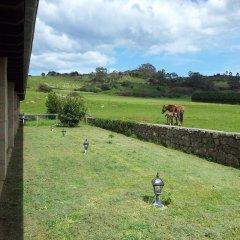 Отель Posada La Roblera с домашними животными