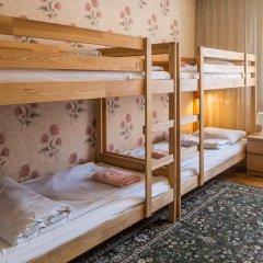 Хостел Актеон Линдрос Кровать в женском общем номере с двухъярусной кроватью фото 2
