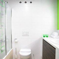Отель Harry's Home Hotel Wien Австрия, Вена - отзывы, цены и фото номеров - забронировать отель Harry's Home Hotel Wien онлайн ванная