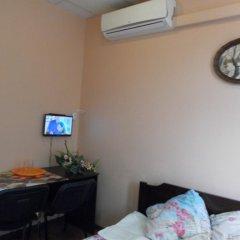 Мини-Отель Ю-Порт Номер Комфорт разные типы кроватей