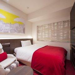 Отель remm Roppongi 3* Номер категории Эконом с различными типами кроватей фото 5