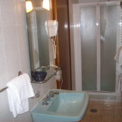 Hotel San Germano Кастрочьело ванная