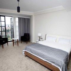 Отель Цитадель Нарикала 4* Улучшенный номер двуспальная кровать фото 8