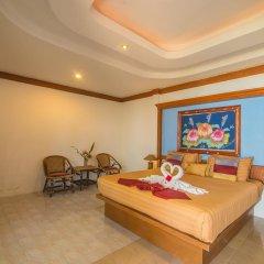 Отель Lanta Nice Beach Resort 3* Номер Делюкс фото 4