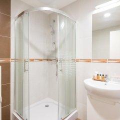 Отель Di Verdi Imperial Hotel Венгрия, Будапешт - 6 отзывов об отеле, цены и фото номеров - забронировать отель Di Verdi Imperial Hotel онлайн ванная