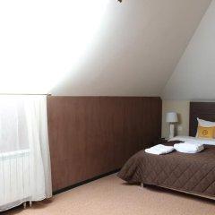 Гостиница Горная Резиденция АпартОтель Семейные апартаменты с двуспальной кроватью фото 9
