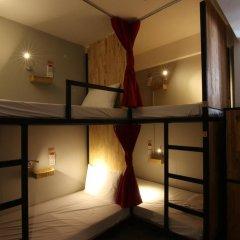 Homie Hostel & Cafe' 2* Кровать в общем номере фото 11