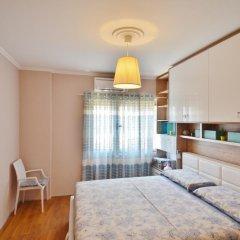 Апартаменты S. Efendi Apartment Дуррес комната для гостей фото 5