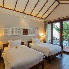 Отель Hoi An Silk Marina Resort & Spa 4* Вилла с различными типами кроватей фото 4