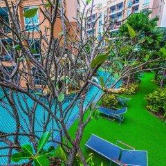 Отель Atlantis Condo Jomtien Pattaya By New пляж фото 2
