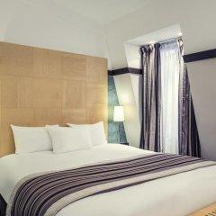 Отель Mercure La Sorbonne Париж комната для гостей фото 4