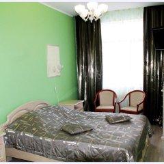 Гостиница Октябрьская Стандартный номер с разными типами кроватей фото 6