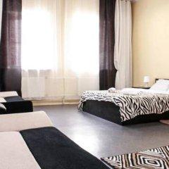 Hotel na Ligovskom 2* Стандартный семейный номер с двуспальной кроватью фото 5