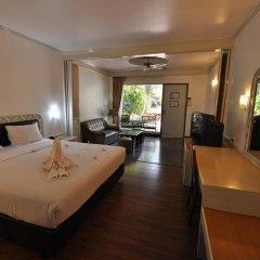 Basaya Beach Hotel & Resort 3* Стандартный номер с различными типами кроватей фото 8