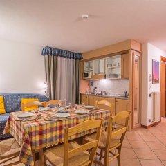 Hotel Lo Scoiattolo 4* Апартаменты с различными типами кроватей фото 7