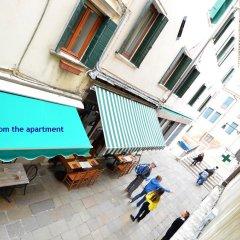 Отель Sasmi Италия, Венеция - отзывы, цены и фото номеров - забронировать отель Sasmi онлайн интерьер отеля