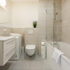 Отель ForRest Apartments Литва, Вильнюс - отзывы, цены и фото номеров - забронировать отель ForRest Apartments онлайн ванная фото 2