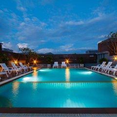 Отель Platinum Патонг бассейн фото 3