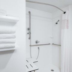 Отель Hampton Inn Meridian 2* Стандартный номер с различными типами кроватей фото 6