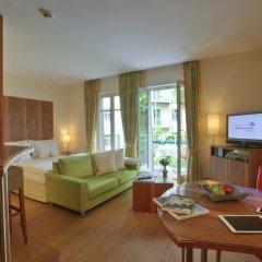 Apartments & Hotel Maximilian Munich комната для гостей фото 3