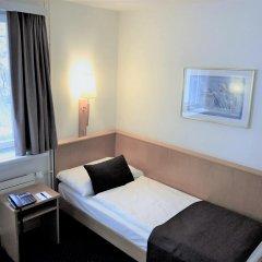 Olympia Hotel Zurich 3* Стандартный номер с различными типами кроватей фото 3