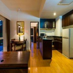 Апартаменты RCG Suites Pattaya Serviced Apartment Стандартный номер с различными типами кроватей фото 9