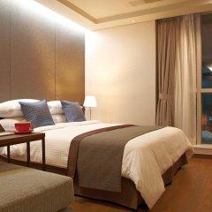Ocloud Hotel Gangnam 3* Номер Делюкс с различными типами кроватей фото 6