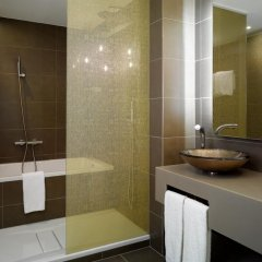 Отель INNSIDE by Melia Prague Old Town 4* Улучшенный номер разные типы кроватей фото 13