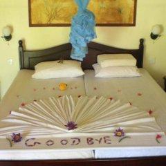 Отель SeethaRama Ayurveda Resort Стандартный номер с двуспальной кроватью фото 2