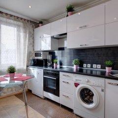 Апартаменты ИннХоум на Российской 167 Улучшенные апартаменты с различными типами кроватей фото 7