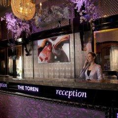 Отель The Toren интерьер отеля