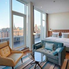 AMERON Hamburg Hotel Speicherstadt 4* Стандартный номер с различными типами кроватей фото 2