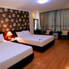 Nice Swan Hotel 2* Улучшенный номер с 2 отдельными кроватями фото 3