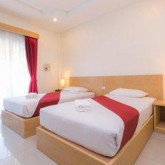 Отель Zing Resort & Spa 3* Номер Делюкс с различными типами кроватей фото 17
