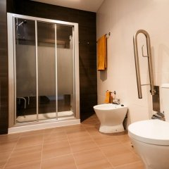 Отель Solmar Alojamentos Garden Понта-Делгада ванная