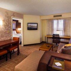 Отель Residence Inn Columbus Easton 3* Люкс с различными типами кроватей