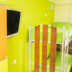 Хостел Миллениум Кровать в мужском общем номере с двухъярусными кроватями фото 2