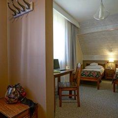 Отель Rezydencja Sienkiewiczówka 3* Номер категории Премиум с различными типами кроватей