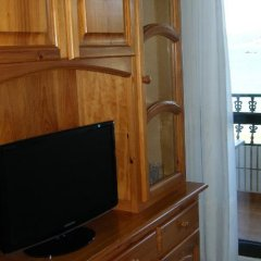 Отель Apartamentos Salceda удобства в номере
