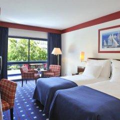 Отель Pestana Cascais Ocean & Conference Aparthotel 4* Стандартный номер с различными типами кроватей фото 7